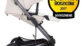 """Wózek X-lander X-Cite wyróżniony przez rodziców! - Wózek X-lander X-Cite otrzymał wyróżnienie w kategorii """"Nagroda Rodziców 2017"""" w 8. edycji konkursu Zabawka Roku i Nagroda Rodziców."""