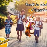 Powrót do szkoły z Tygryskiem!