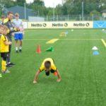 Netto Camp w Akademii BVB dla najmłodszych fanów piłki nożnej